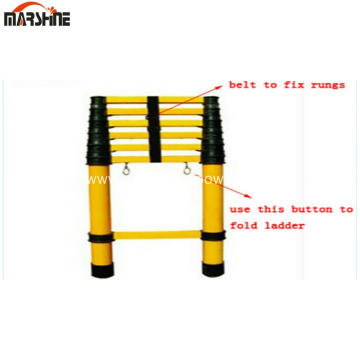 Multi Section Insulated Telescopic Ladder