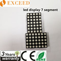 6w led table light wood
