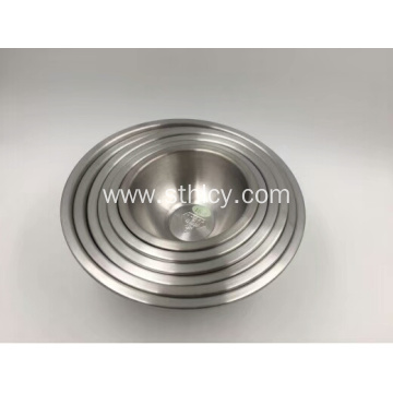 Korean Style Bowls Stainless Steel Kitchen Tool
