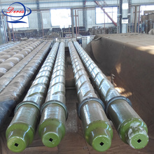 Customized for Diamond Core Drill API SPEC 7-1 Spiral oilfield Drill collar export to Congo Factory
