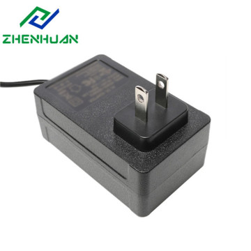 6V/2A 12W DC Travel Plug Wall Adaptor Charger