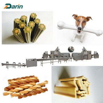 Pet Chewing Treat Extruding Machine