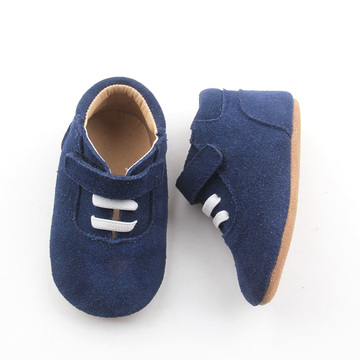 Newborn Baby Boy Leather Casual Shoes Boots
