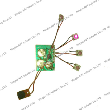 LED Module for Greeting Cards, LED Flashing Module