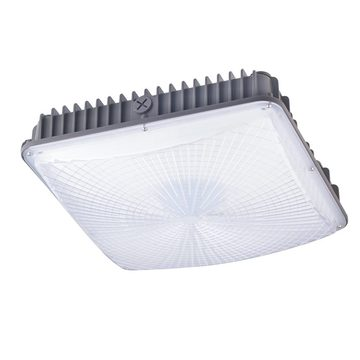 ETL IP65 75W Led Canopy Light Bulbs