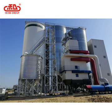 Large Capacity Biomass Production Line