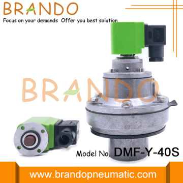 1-1/2'' Double Diaphragm Pulse Jet Valve