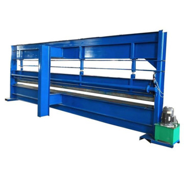 Folding/metal Sheet Bending Machine
