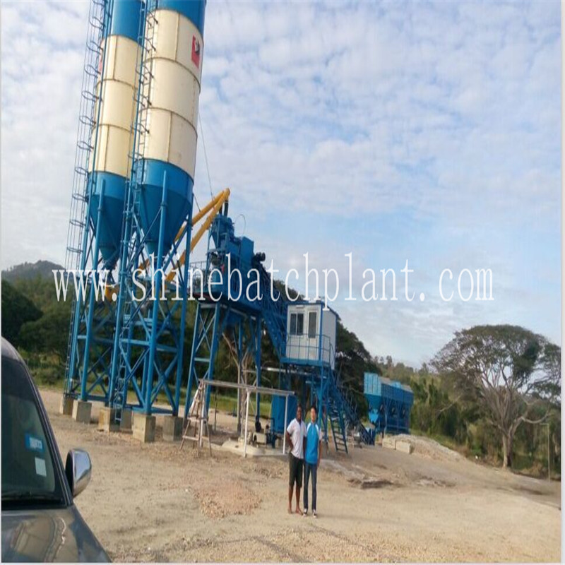 Dry Concrete Mix Plant