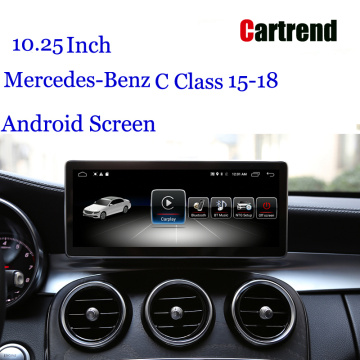 GLC Screen for Benz C Class 15-18