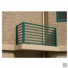 Factory directly provide for Powder Coated Fence 2019 Exports of High-Quality Balcony Safety Fence Handrail export to Christmas Island Exporter