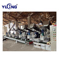 1tph Wood Pellet Machine with CE