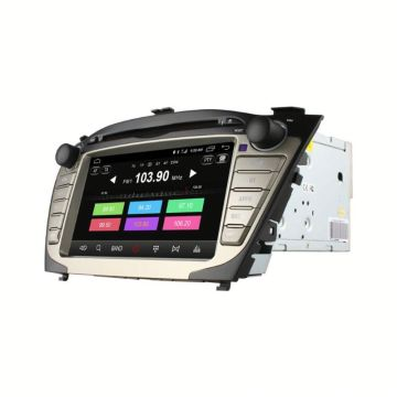 Frist in car navigation system for Hyundai