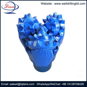 API 295mm steel tooth tricone roller bit