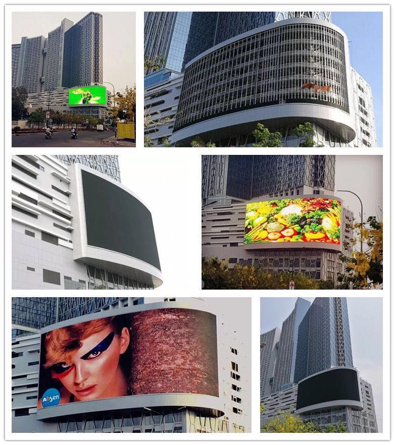 Outdoor Fixed Led Display