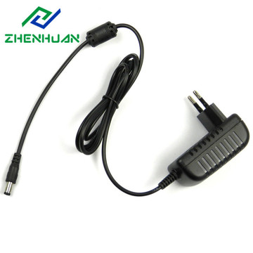 12W 6 Volt 2A EU Plug Power Supply