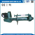 centrifugal vertical sump slurry pump