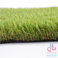 Green synthetic turf grass mat artificial grass