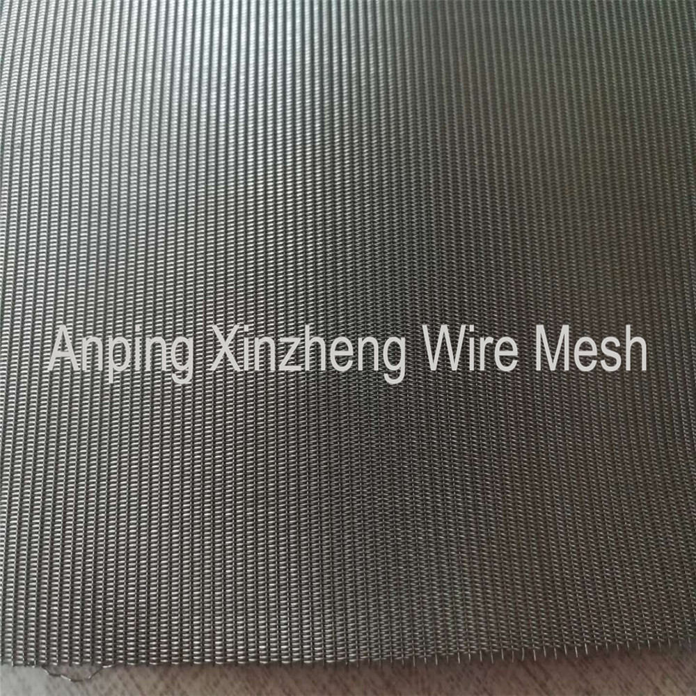 Plain Dutch Weave Wire Mesh