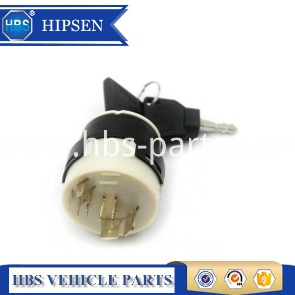 Jcb Sapre Parts Ignition Switch
