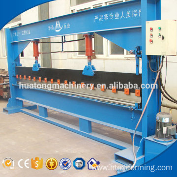 New style metal sheet simple bending machine for sale