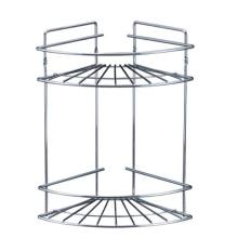 High Quality for Bathroom Rack 2 Tier Corner Rack export to Russian Federation Manufacturer