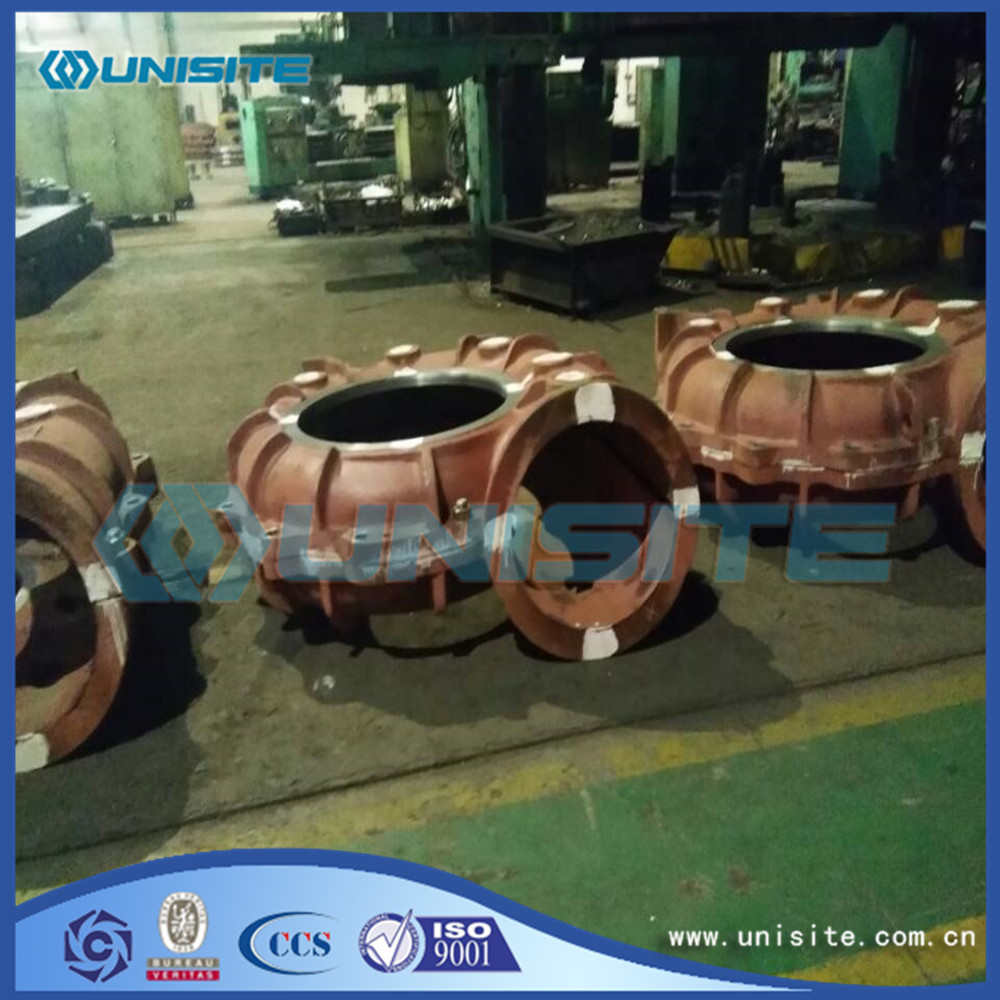 Steel Mud Pump Shell