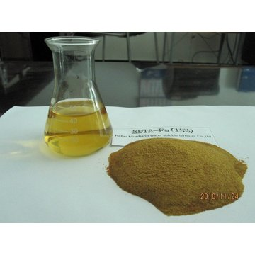 Water Soluble Fertilizer Brown EDTA Chelated Fe-13