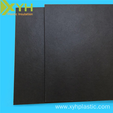 Black Textured Phenolic Resin Bakelite Sheet