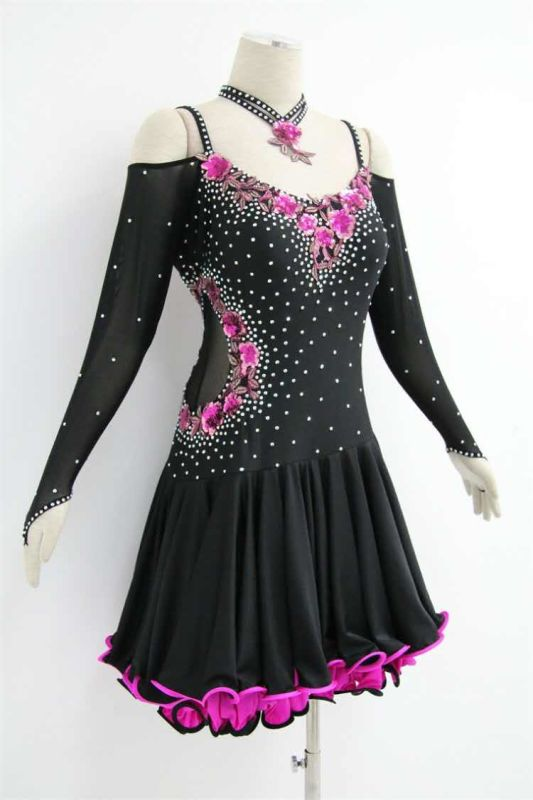Ladies Ballroom Dresses Latin