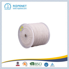 China for 3-Strand Twisted Cotton Rope High QualityTwisted Cotton Rope for OEM Customized supply to Vatican City State (Holy See) Wholesale