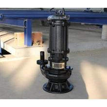 Submersible gravel sand slurry pump