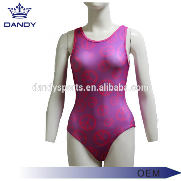 Good Quality for Custom Gymnastics Leotards,Youth Gymnastics Leotards,Kids Dance Leotards Manufacturer in China sublimated cheap dance leotards for kids supply to Antigua and Barbuda Exporter