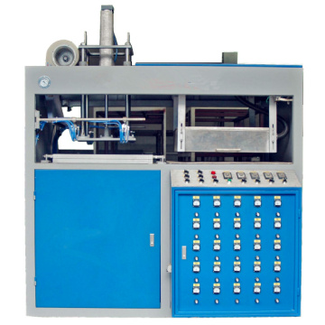 PS Sheet Vacuum Thermoforming Machine