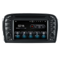 Benz Radio Car Stereo Auido DVD Player