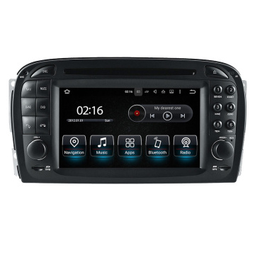Benz Radio Car Stereo Auido DVD ойнатқышы