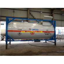 22cbm 20ft Liquid Chlorine Tanker Containers