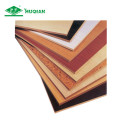 Tablero Mdf de melamina 4'x8'x5.8mm E1