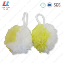 durable mesh bathing bubble sponge ball