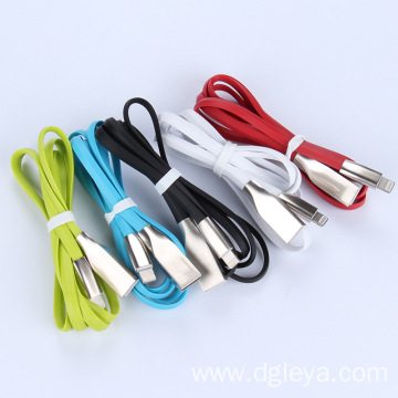 high-quality TPE USB cable for iphone
