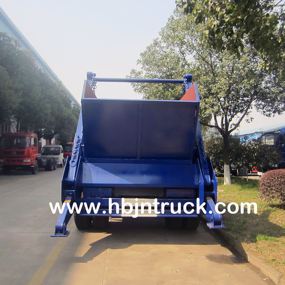 10 ton arm roll garbage truck
