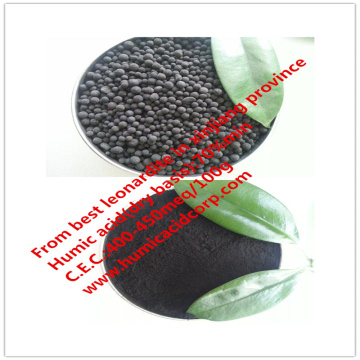 Factory directly supply for High Water Soluble Sodium Humate High Water Soluble Sodium humate feed segment export to China Factory