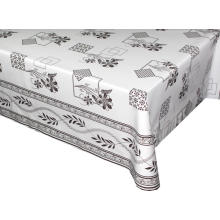 Pvc Printed fitted table covers Table Linens Utah