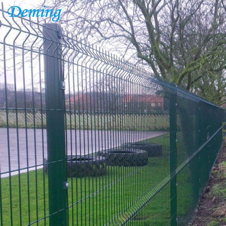 Wholesale Used Wire Mesh Garden Fence for Construction