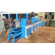 High Frequency Hot Pushing Bend Machine