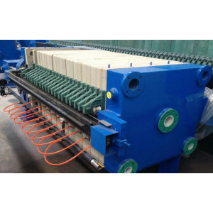 Automatic Hydraulic Food Chamber Membrane Filter Press