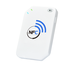 Hot Sale for for China RFID Reader,RFID Card Reader,RFID Tag Reader Supplier ACR1255U-J1 NFC Secure Bluetooth® NFC Reader export to Germany Factories