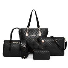 Black Lady Hand Bag Women Shoulder Bag