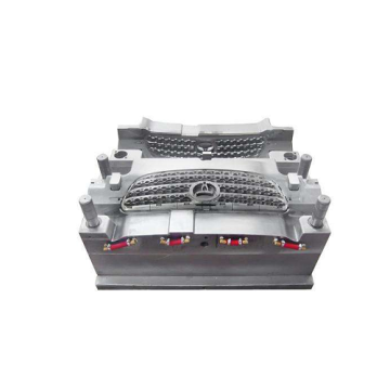Automobile Grille Plastic Injection Mould