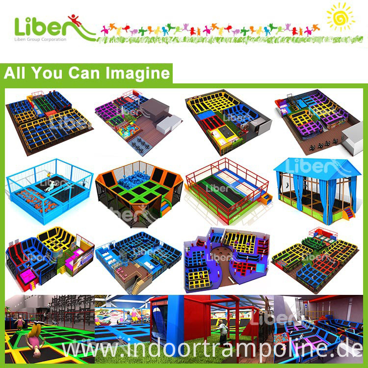 Design of Toddler Trampoline